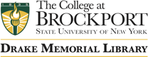 College at Brockport - Logo