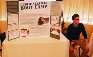 Boot Camp Poster Session at ACRL/NY Symposium 2017